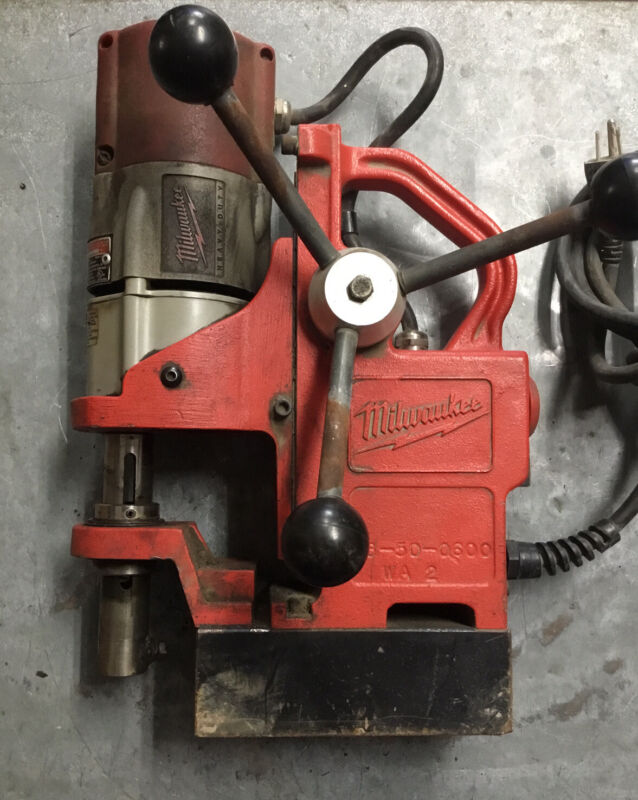 Milwaukee 4270-20 Compact Electromagnetic Drill Press