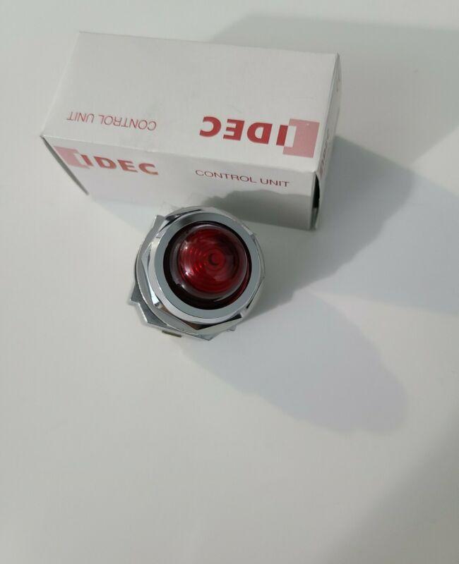IDEC APD-199 Red Led PILOT LIGHT OPERATOR 30 mm New in Box 120-600v
