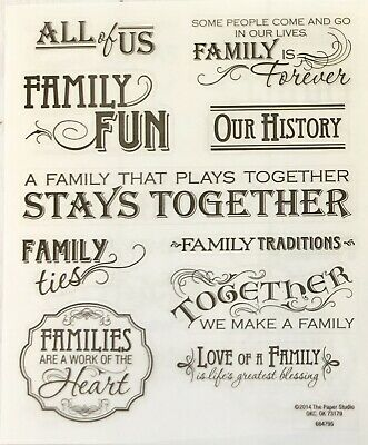 2 Sheets Family Inspirational  Words Faith Stickers Papercraft Bible Journal ](Scripture Stickers)