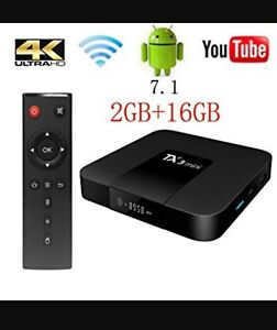 Brand New Android Boxes- Android 7.1, 2GB/16GB - Can Deliver