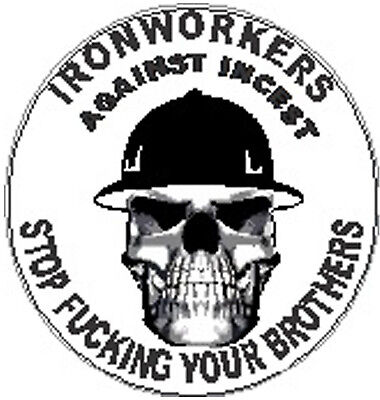Ironworkers Agains Incest Ciw-21