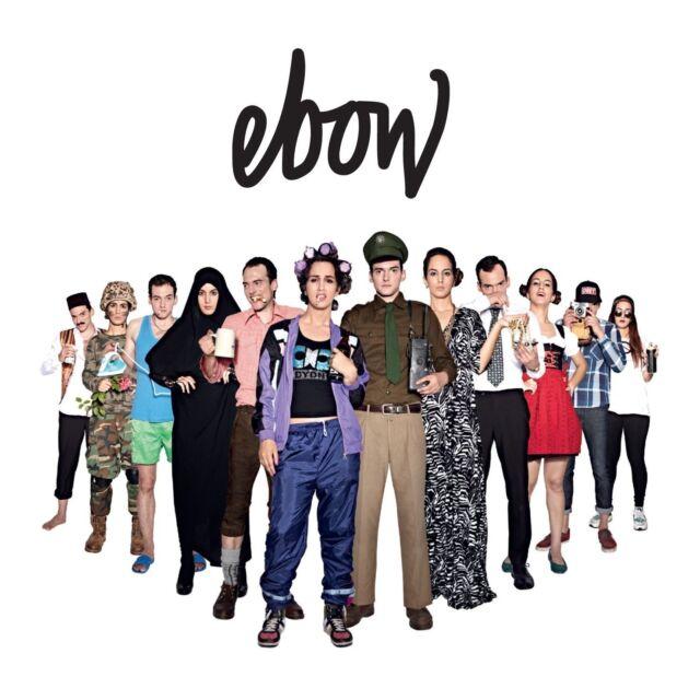 EBOW - EBOW  CD NEU