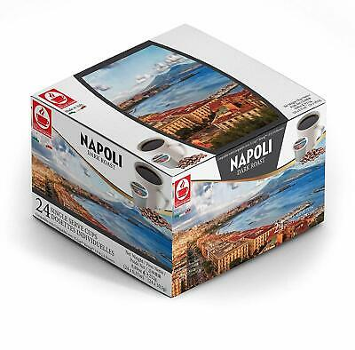 48 KEURIG K-CUP COMPATIBLE PODS CAPSULES: NAPOLI for sale  Tadworth