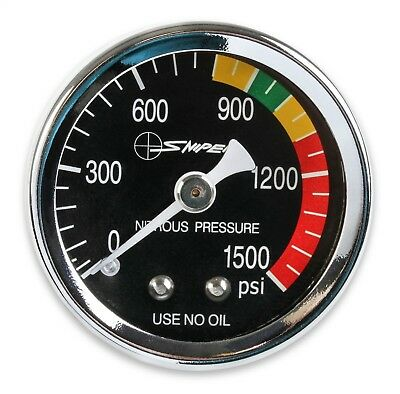 NOS 15932NOS Sniper Nitrous Pressure Gauge (Nos Pressure Gauge)