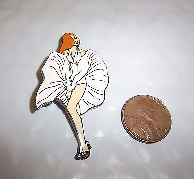 JESSICA RABBIT AS MARILYN MONROE FANTASY PIN ROGER RABBIT FAME  NOT A DISNEY PIN