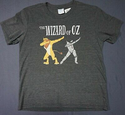 THE WIZARD OF OZ - LION & TIN - Wizard Of Oz The Lion