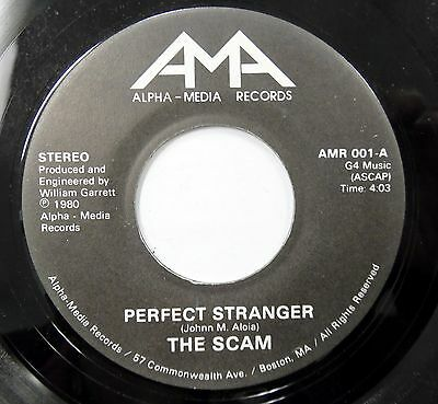 The Scam 45 Perfect Stranger   Dont Quit Alpha Media  413