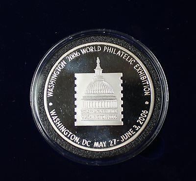 2006 Washington World Philatelic Exhibition Award Vermeil Don Peterson