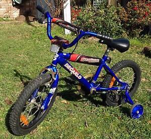 Boys DeCarlo 16 inch BMX bike Ringwood East Maroondah Area Preview