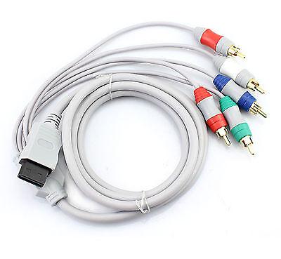 Cable Adaptador de 1 Conexion de Wii a 5 x AV Componentes...