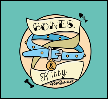 BONES. & Kitty Pet and House Sitting