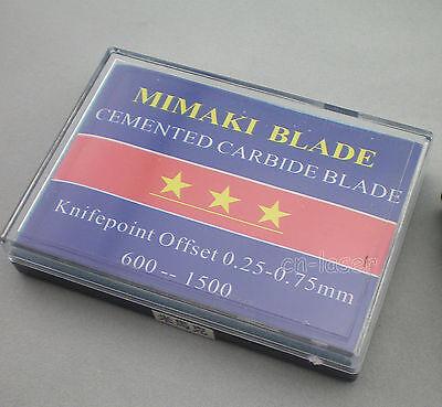 15pcs 5x305x455x60 Hq Mimaki Blades Vinyl Cutter Cutting Plotter Sale
