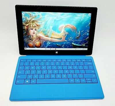 Microsoft Surface Pro 128GB Tablet Intel i5-3317U 1.7GHz 4GB RAM Model 1514