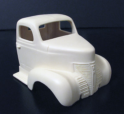 Jimmy Flintstone '39 Dodge Cab-Over Truck Cab Resin Body #284 for sale  Shipping to India