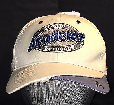 New Academy Sports And Outdoors Hat Strapback Baseball Cap Nwt T56 Jl7146