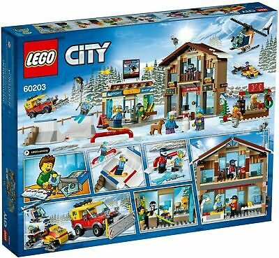 THE LEGO® City 60203 City Stazione sciistica