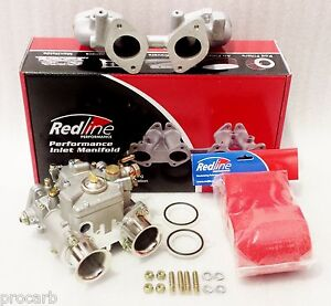 DATSUN 4CYL 1200 120Y 40 DCOE PERFORMANCE SUIT WEBER CARB CARBY PACKAGE CARBIE