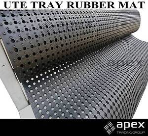 BRAND NEW UTE TRAY TRUCK HEAVY DUTY RUBBER MAT - SOLD PER METER Chipping Norton Liverpool Area Preview