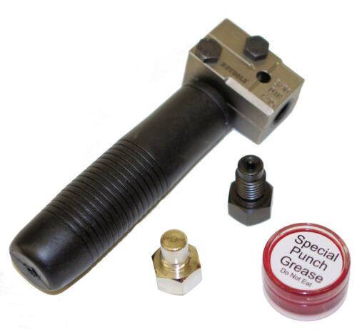 Bremsleitung Bördelgerät 4,75mm DIN F Bördel Werkzeug