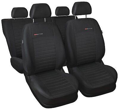 Sitzbezüge Sitzbezug Schonbezüge für Mercedes A-Klasse Komplettset Elegance P4