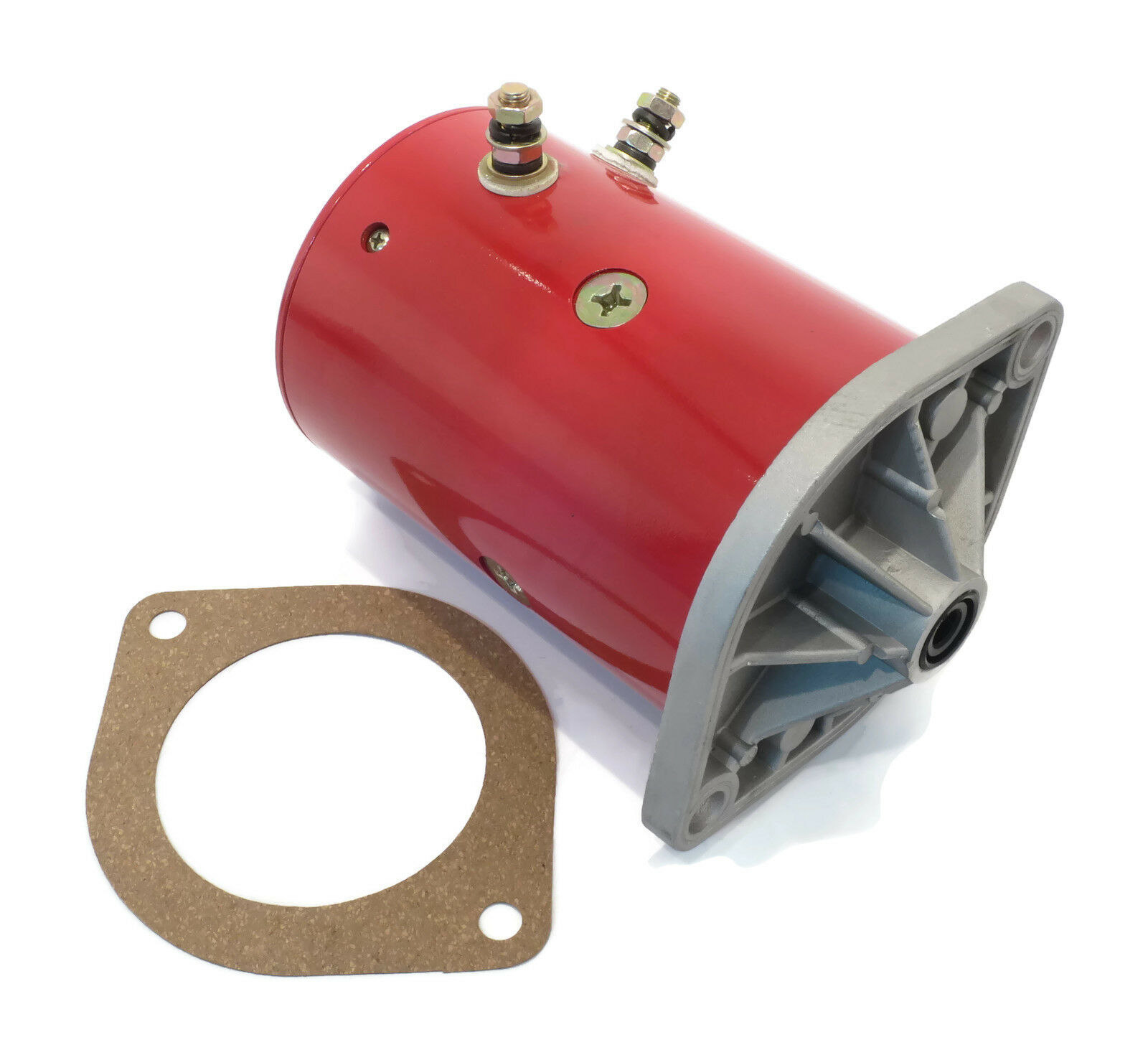 Plow motor w gasket for fisher a5819 western 56133 for Fisher snow plow pump replacement motor