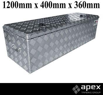 BRAND NEW ALUMINIUM TOOLBOX UTE TOOL BOX 1243