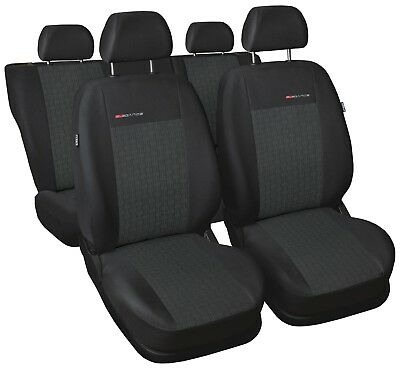Sitzbezüge Sitzbezug Schonbezüge für Mercedes E-Klasse Komplettset Elegance P1