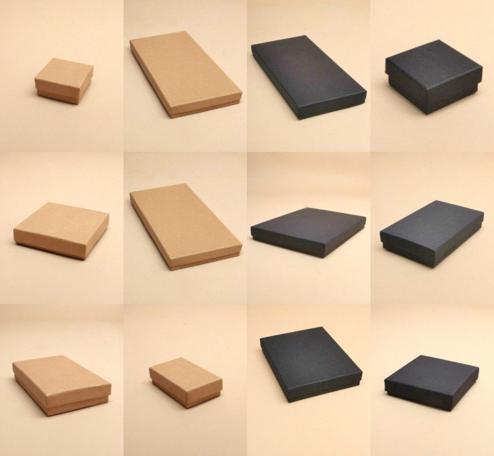 Jewellery - 12 x Top Quality Large Letter Boxes - Jewellery Gift Boxes  Necklace Bracelet