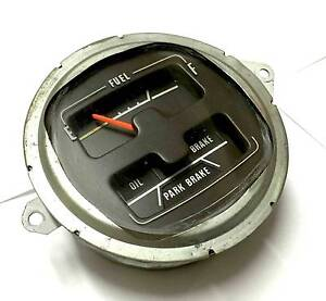 Charger Chrysler Valiant Dodge Genuine CM Fuel Gauge/ Brake Gauge Mount Evelyn Yarra Ranges Preview