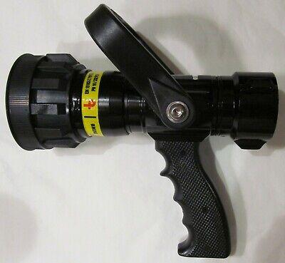 New Viper Spartan 95 Fire Hose Nozzle 1-12 95 Gpm 75 Psi