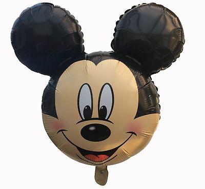 Groß Folien Ballon Helium oder Luft - Großhandel - Disney Mickey Maus Kopf