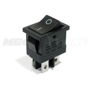 mini rocker switch ebay rh ebay com On Off On Momentary Rocker Switch Sigma LR 20985 Switch