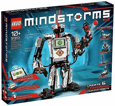 LEGO MINDSTORMS EV3 Toy Robot Building Kit - 31313