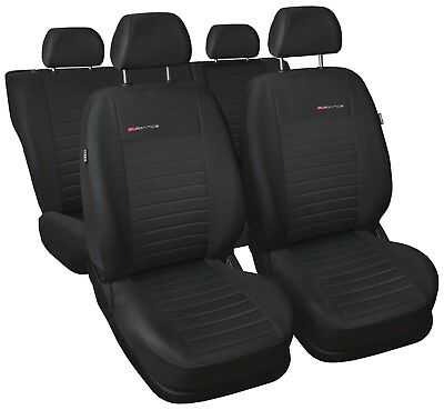 Sitzbezüge Sitzbezug Schonbezüge für VW Passat Komplettset Elegance P4 Passat Autositzbezüge