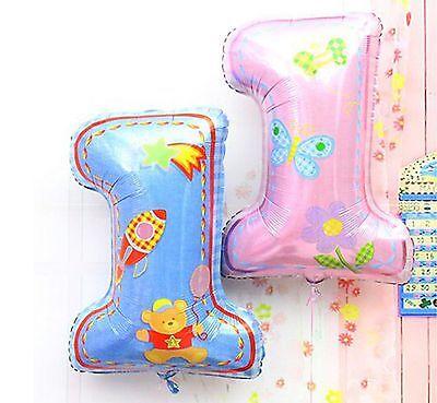 28``erster Erstens Geburtstags Junge Mädchen Vorräte Dekoration Party