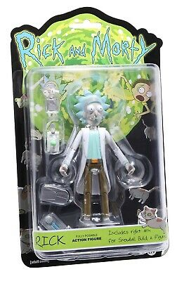 Funko Rick and Morty: Rick Fully Posable Action Figure #12924
