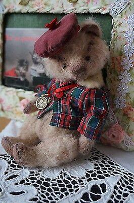 ooak teddy bear - Jek