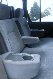 4x4 7 seats service books Armidale City Preview
