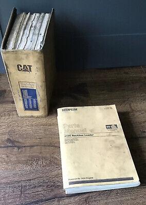 Cat Caterpillar 416c 426c 436c 428c Backhoe Loader Service Repair Parts Manual