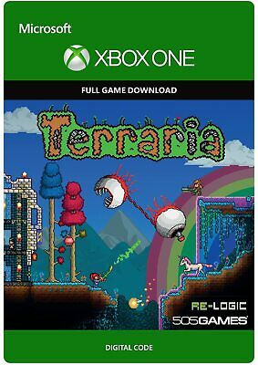 TERRARIA XBOX ONE FULL GAME KEY