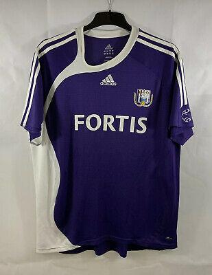 Anderlecht Away Football Shirt 2006/07 Adults XL Adidas B890 image