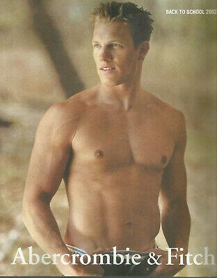 Abercrombie & Fitch rare BACK TO SCHOOL 2002 issue A&F Quarterly BRUCE WEBER