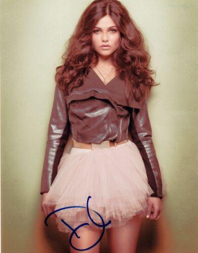 Danielle Campbell Signed Autographed 8x10 Photo The Originals Bra Pose COA VD
