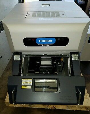 Horiba Xgt-7000 X-ray Analytical Microscope Xrf W Processor Controller
