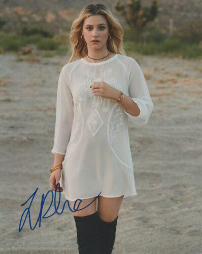 Lili Reinhart Riverdale Autographed Signed 8x10 Photo COA MR461