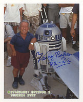 Star Wars - Kenny Baker ' R2d2 ' In Person Signed Photograph Autograph - star wars - ebay.co.uk