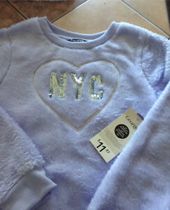 New Girls Size 6 Sweater