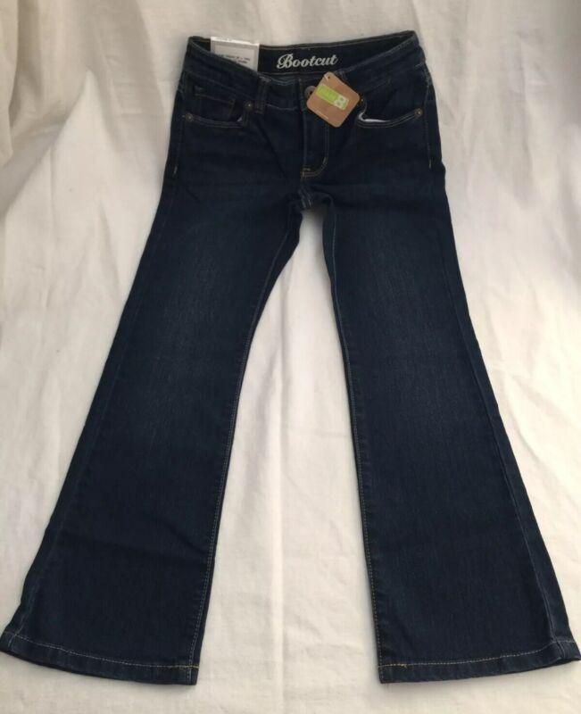 Crazy 8 Girls Jeans Bootcut NEW Adjustable Waist 7 8 10 12 Regular