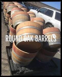 Top Quality Wine Barrels and Half-Barrel Planters Dandenong Greater Dandenong Preview