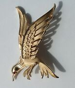 Trifari Bird Brooch